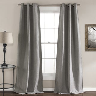 Lush Decor Darcie Window Curtain Panel Pair - 38 x 84