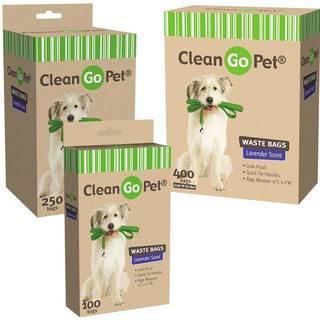 Clean Go Pet Lavender Breeze Doggy Waste Bags