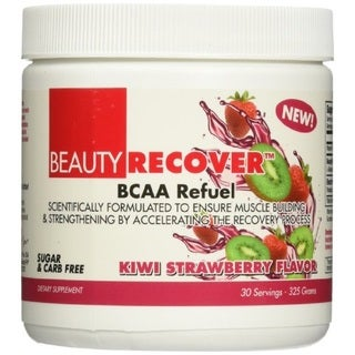 BeautyFit Beauty Recover BCAA Refuel Kiwi Strawberry (30 Servings)