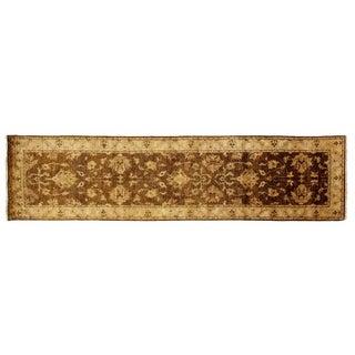 Ziegler Beige/ Ivory New Zealand Wool Runner Rug (2'6 x 8')