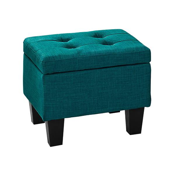 Picket House Everett 3 piece Storage Ottoman in Teal - Free Shipping Today  - Overstock.com - 18768263 - Picket House Everett 3 Piece Storage Ottoman In Teal - Free