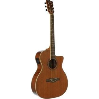 Eko Guitars 06217053 DUO Series Auditorium Cutaway Acoustic-electric Guitar