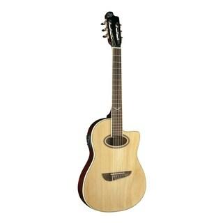 Eko Guitars 06217035 NXT Series Natural Acoustic-electric Classical Guitar