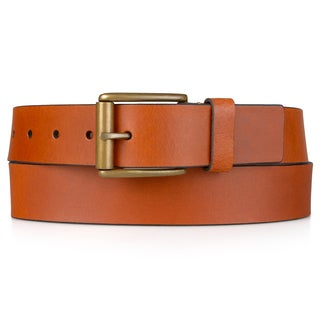 Timberland Men's Genuine Leather Classic Jean Belt