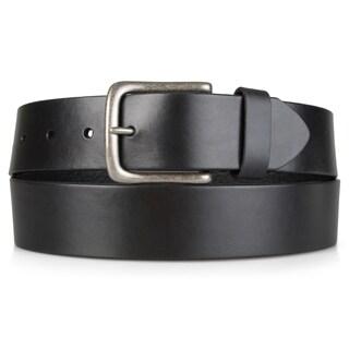 Tommy Hilfiger Men's Genuine Leather Handcrafted Belt