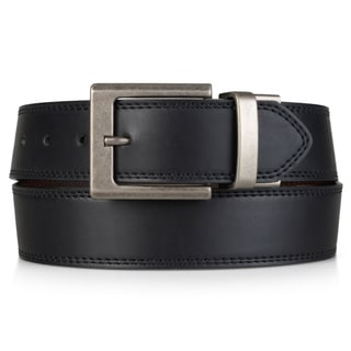 Dickies Men's Faux Leather Reversible Belt