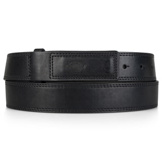 Dickies Men's Genuine Leather Workwear Belt