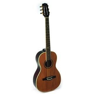 Eko Guitars 06217030 NXT Series Parlor Natural Acoustic Guitar