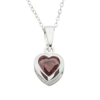 Haven PArk Heart Pendant Necklace