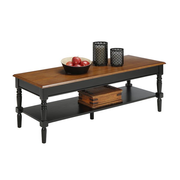 Convenience Concepts French Country Coffee Table   Free Shipping Today    Overstock.com   18769019