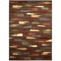 Nourison Expressions Chocolate Rug (9'6 x 13'6)