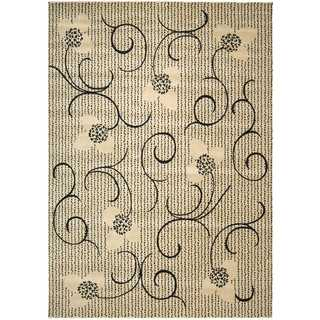 Nourison Expressions Ivory Rug (9'6 x 13'6)