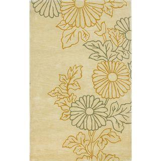 "Bali 2822 Ivory Sunshine (27"" x 45"") Rug"