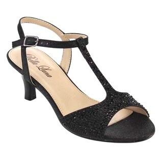 Women's Bella Luna GC73 Faux Leather T-strap Sandal