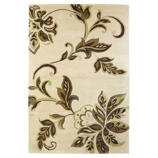 "Florence 4551 Ivory Firenze (30"" x 50"") Rug"