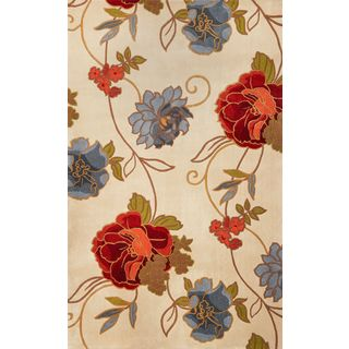 "Catalina 0734 Multicolor Paradise(2'6"" x 8') Runner Rug"