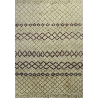 "Amore 2700 Ivory Horizons (3'3"" x 5'3"") Rug"