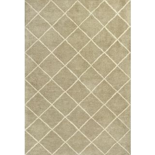 "Amore 2714 Pale Green Views (3'3"" x 5'3"") Rug"
