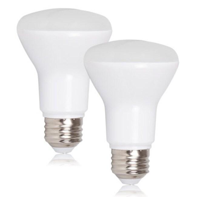 Maxxima BR20 7-watt Warm White LED Light Bulbs (Pack of 2...