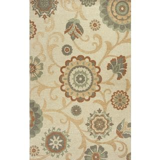 "Mulberry 3407 Beige Natura (3'3"" x 5'3"") Rug"
