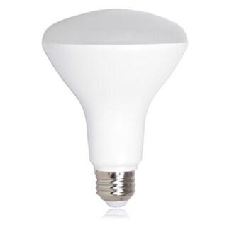 Maxxima BR30 Neutral White 11-watt Dimmable LED Light Bulb