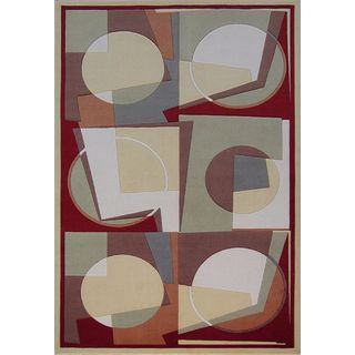 Tate 8514 Gold Elements Rug - 2' x 3'