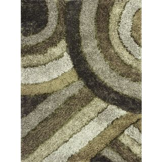 Optic 1113 Green Natura (5' x 7') Rug