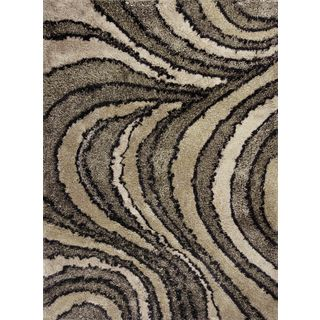 Optic 1114 Beige Eclipse (5' x 7') Rug