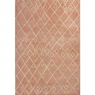 """Amore 2705 Coral Meridien (5' x 7'6"""") Rug"""
