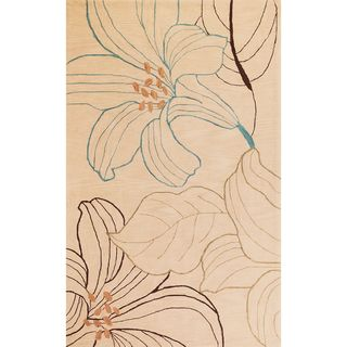 Bali 2810 Beige Lily (5' x 8') Rug