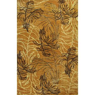 Chanteuse 4952 Fields Of Gold (5' x 8') Rug