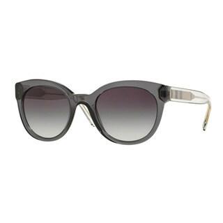 Burberry Women's BE4210F 35448G Grey Plastic Phantos Sunglasses
