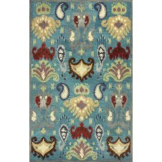 Tapestry 6811 Blue Ferozi (5' x 8') Rug