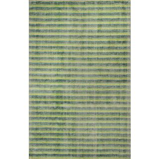 Transitions 3322 Green Horizons (5' x 8') Rug