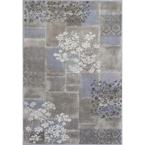 Montecarlo IV Champagne Mirage Rug