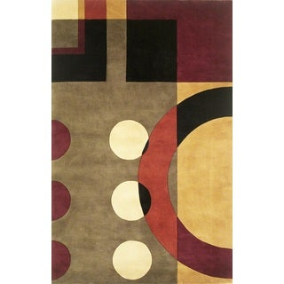 Signature 9125 Jeweltone Contempo Rug (5'3 x 8'3)