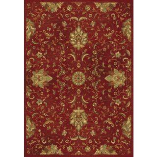 """Versailles 8540 Red Mahal (7'10"""" x 11'2"""") Rug"""