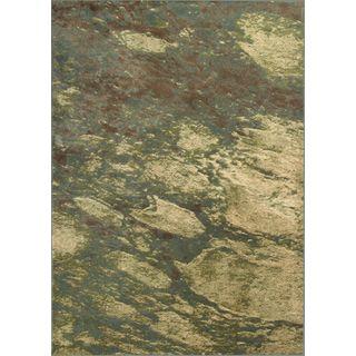 """Versailles 8561 Seafoam Palette (7'10"""" x 11'2"""") Rug"""