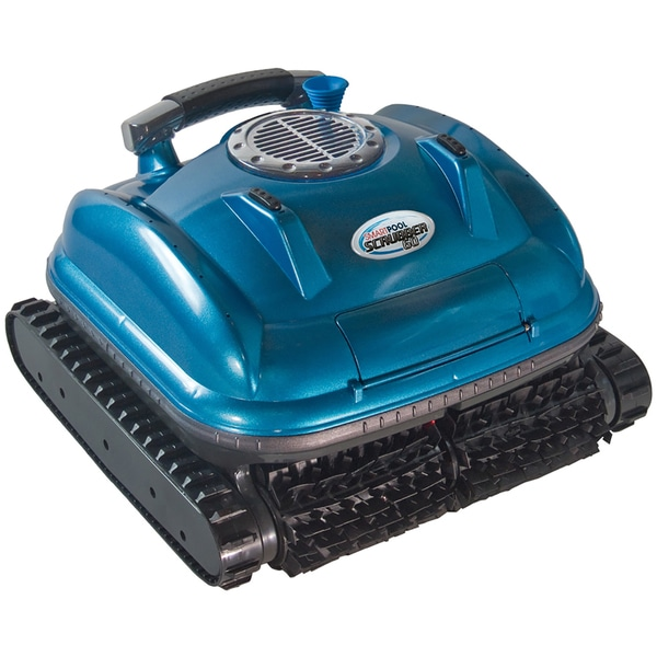 SmartPool Scrubber 60 Robotic In-ground Pool Cleaner - Blue