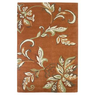 Florence 4550 Spice Firenze (8' X 10') Rug
