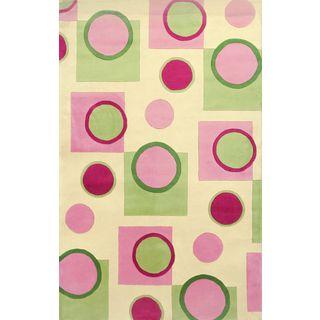 "Signature 9101 Pink Fizz (9'3"" x 13'3"") Rug"