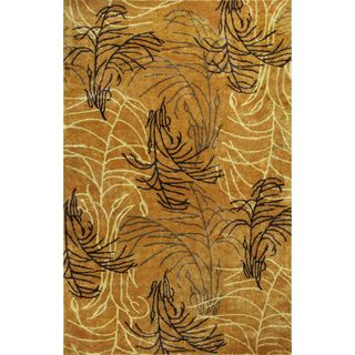 "Chanteuse 4952 Fields Of Gold (8' x 10'6"") Rug"