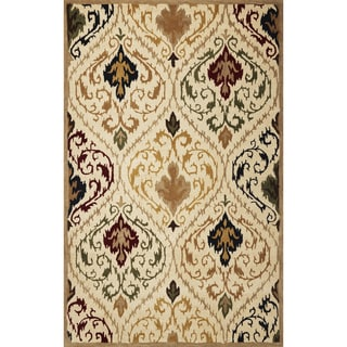 Tapestry 6804 Ivory/ Beige Panel Rug (8' x 10'6)