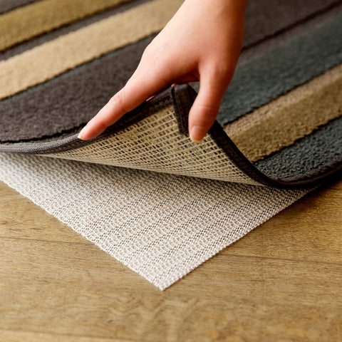 Sleep Tight Full-size Non-slip Rug/ Mattress Pad (4' x 6')