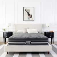 Beautyrest Black Katarina Plush Pillow Top California King-size Mattress Set