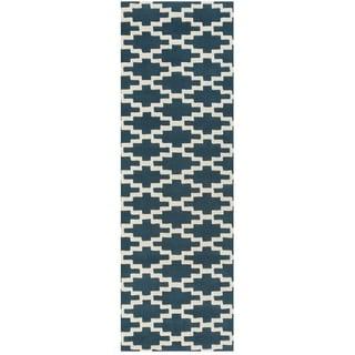 Hand Tufted Herzl Wool Rug