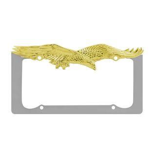 Pilot Automotive Fantasy License Plate Frame for Vechicles Automobile