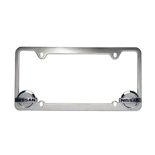 Pilot Automotive Official Nissan License Plate Frame for Vechicles Automobile