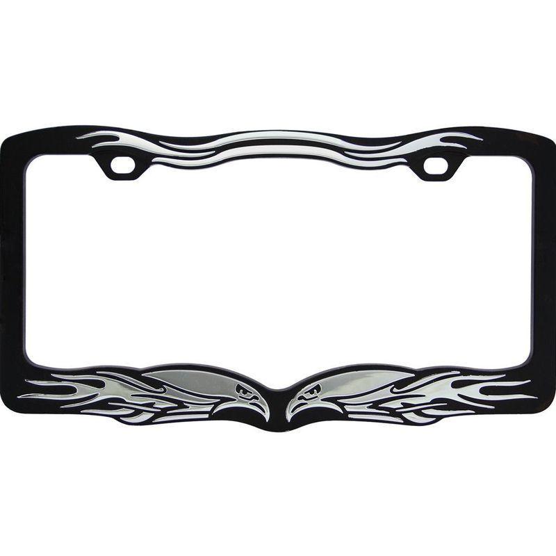 Pilot Automotive Black Eagle License Plate Frame for Vehi...