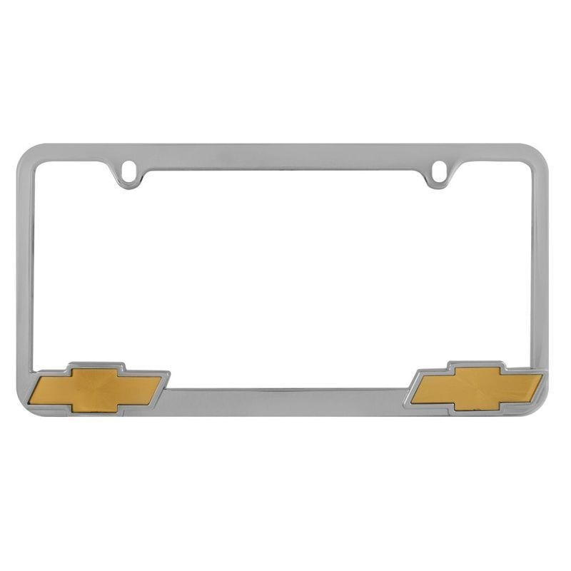 Pilot Automotive Chrome Ford License Plate Frame for Vech...